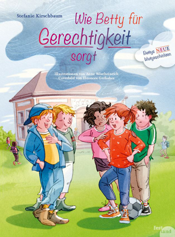 betty gerechtigkeit cover